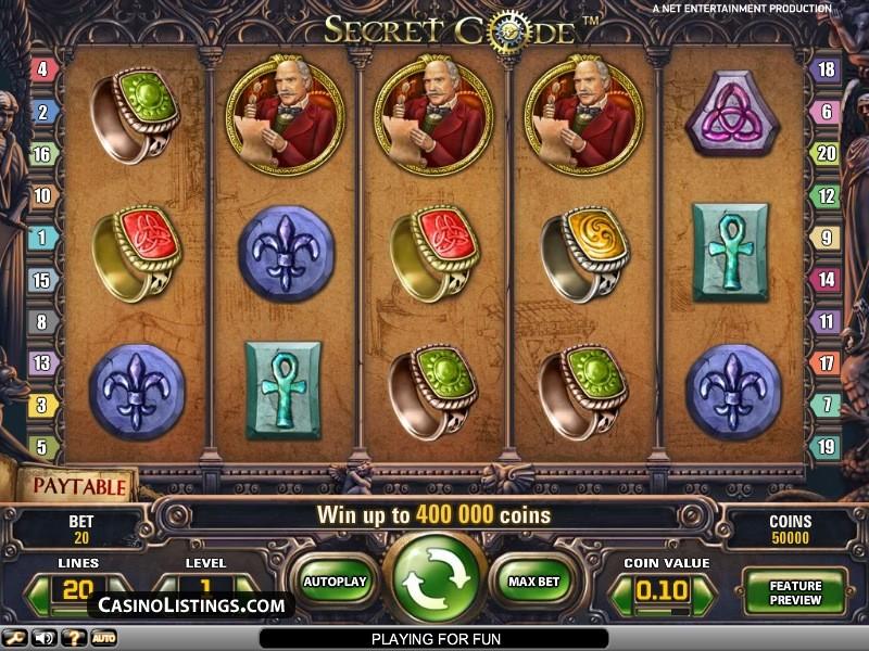 Casino Slot Machine 60140