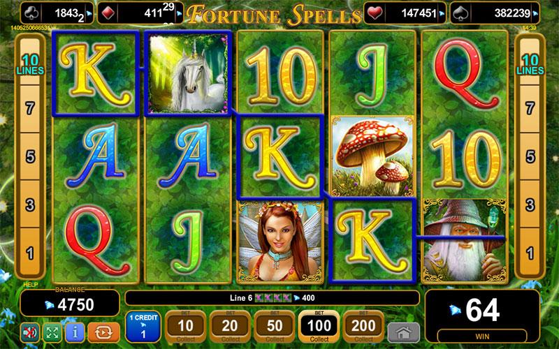 Slots Magic Uptown 96018