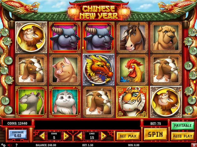 Chinese New 96890