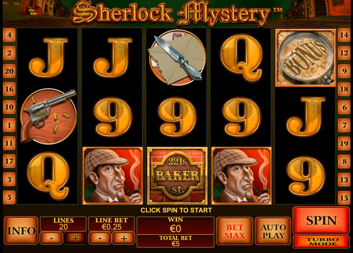 Sherlock Mystery 73528