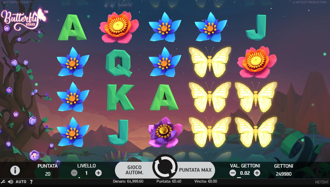 Bonus Reload Butterfly 36977