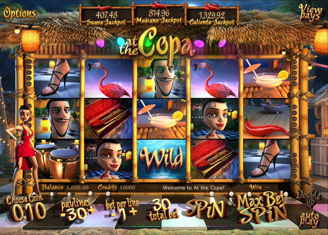Casino From 98883