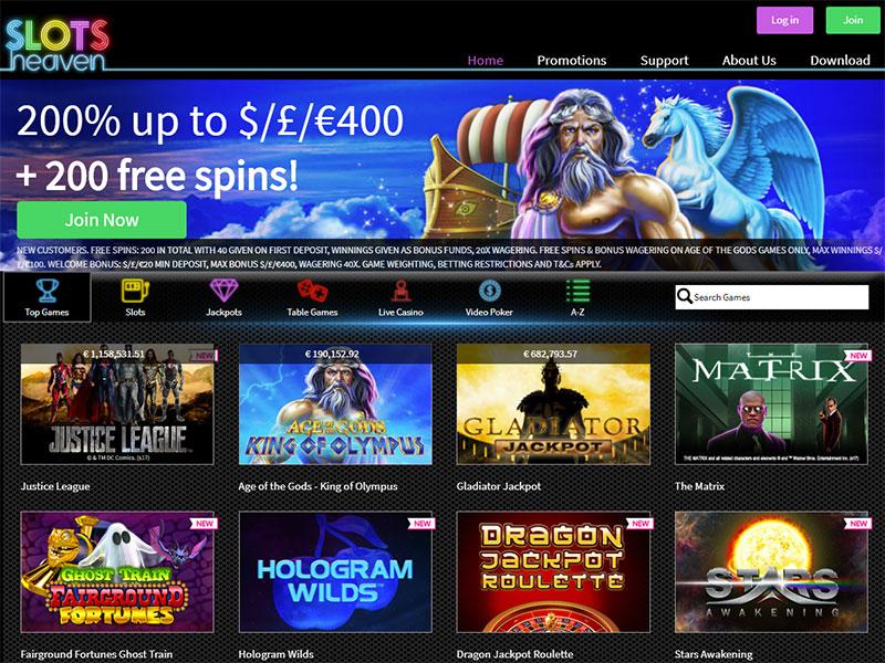Canadian Slots Websites 76997