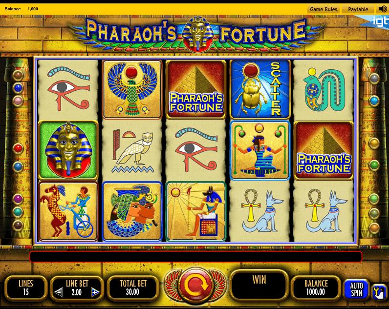 Egyptian Slots 23284