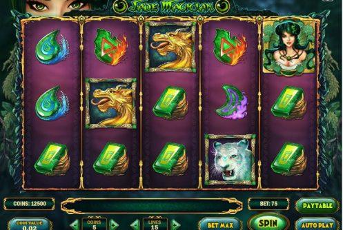 Jade Magician 29232