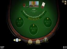 Flat Betting Blackjack 85589