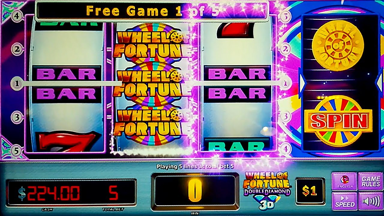 Slot Game Features 4420