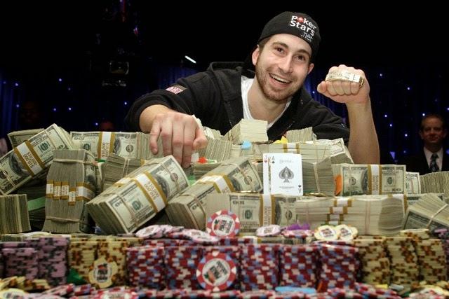 Famous Gamblers 32563