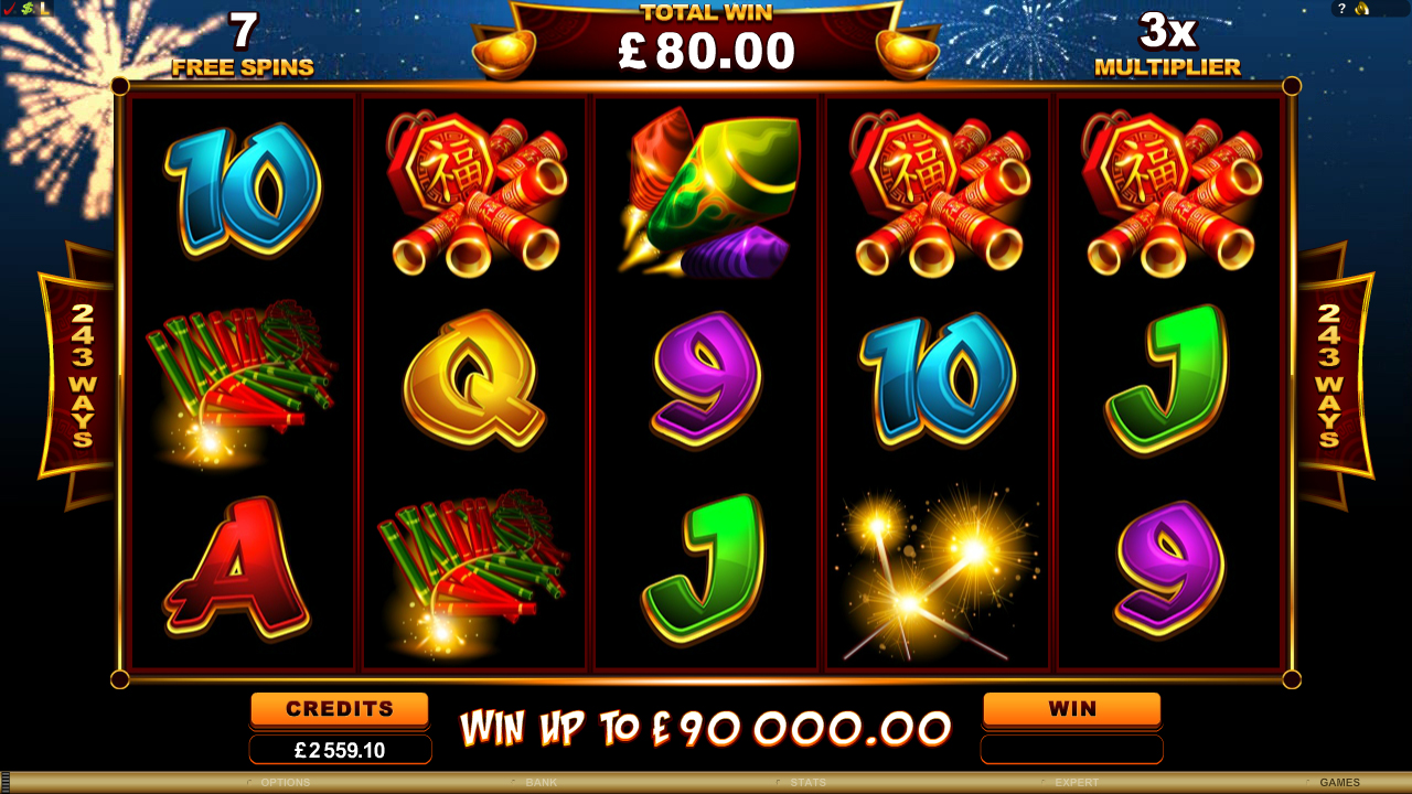 Free Spins for 95622