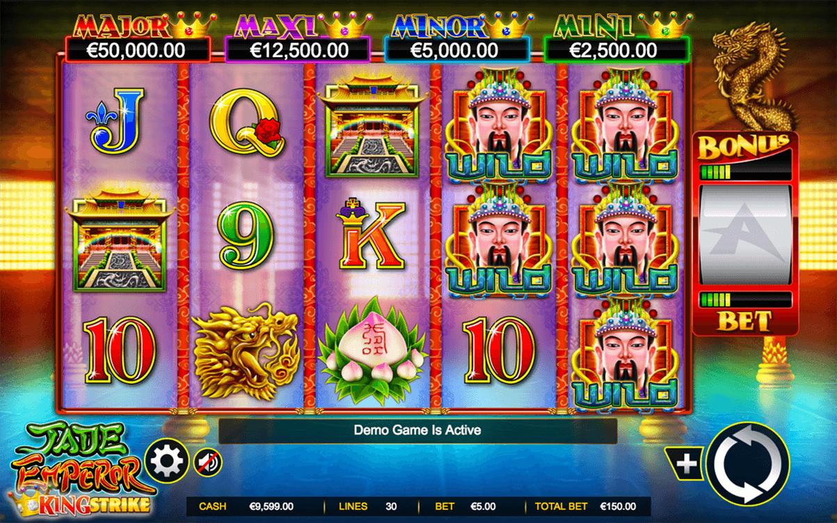 Jackpot 3x3 Slot 77091