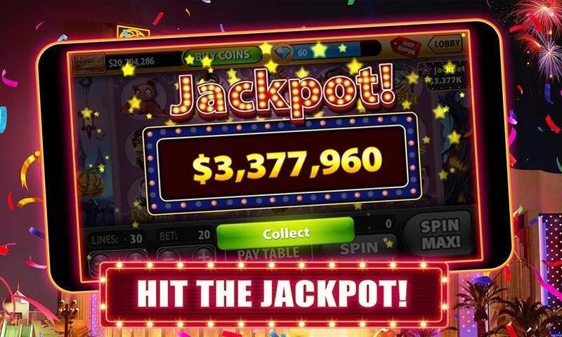 Jackpots Series of 57818