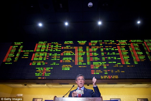 Legal Sports Betting 72771