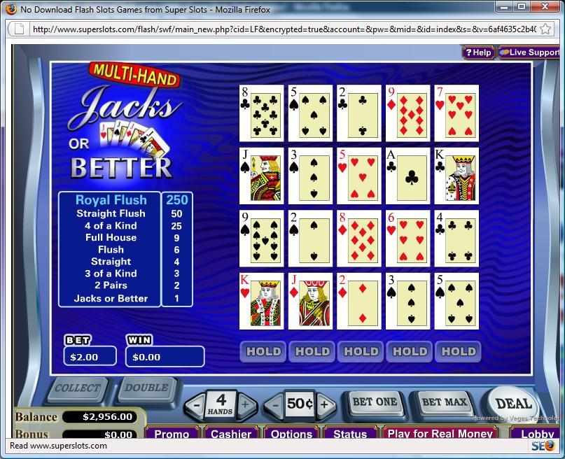 No Download Casino 46373