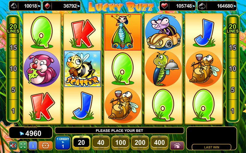 Online Slots 42365