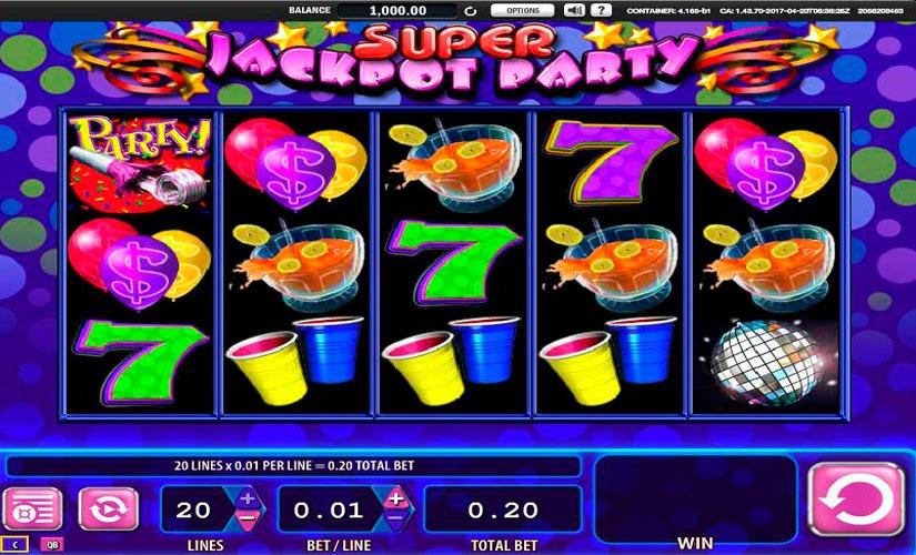 Party Casino 60431