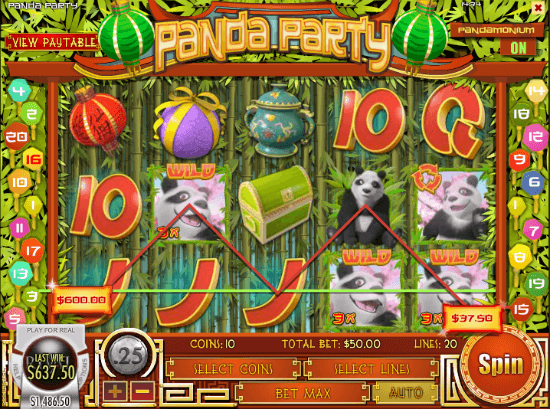Party Casino Free 16083