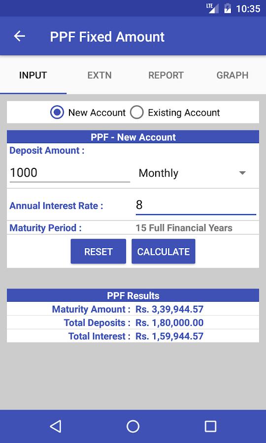 Payout Calculator App 57452