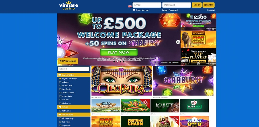Recommended Casino List 25553