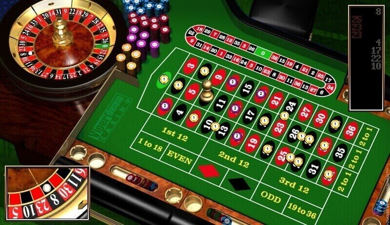Roulette Strategy 66164