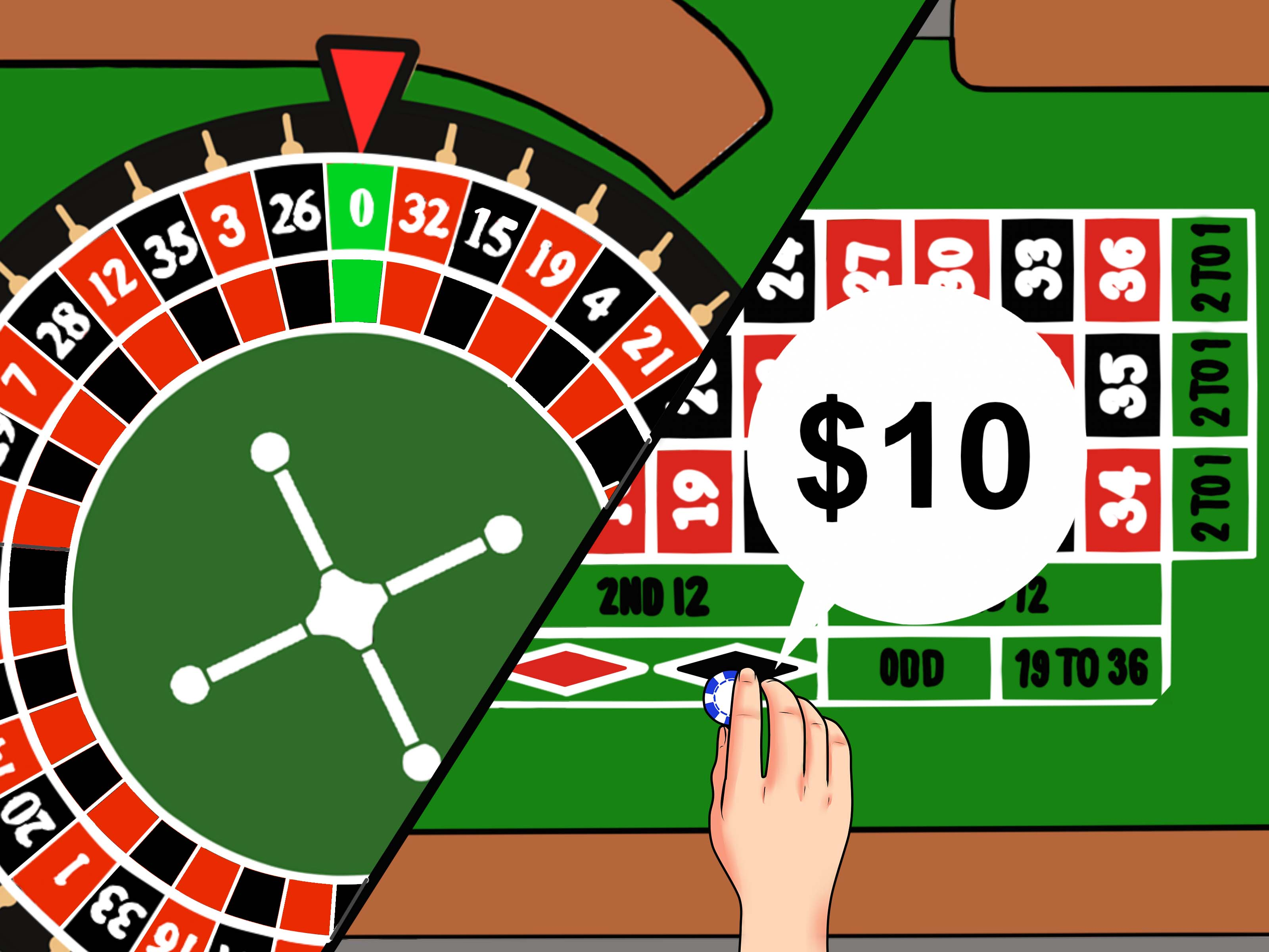 Roulette Strategy 83572