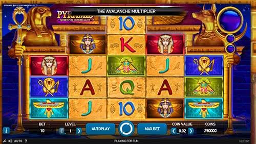 Slot Machine Bet 25354