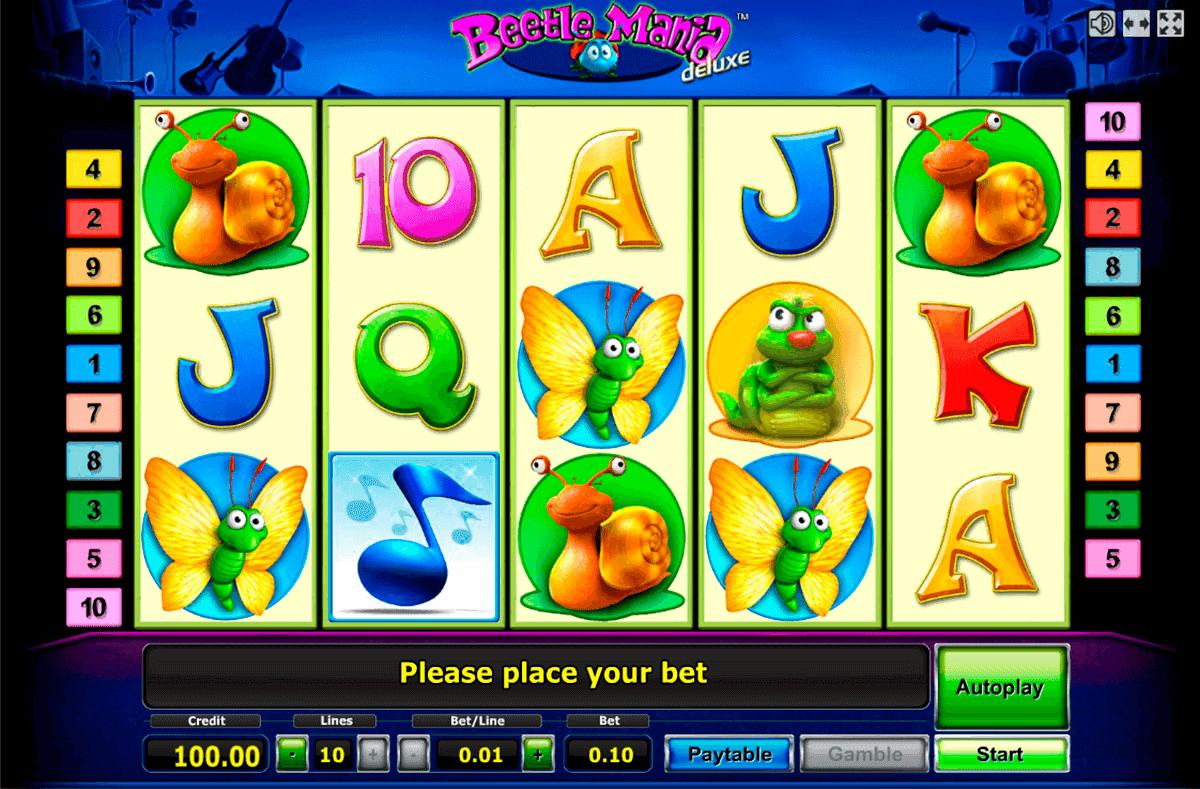Slot Machine 61875