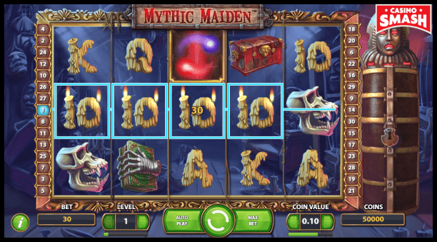 Slot Machine 9680