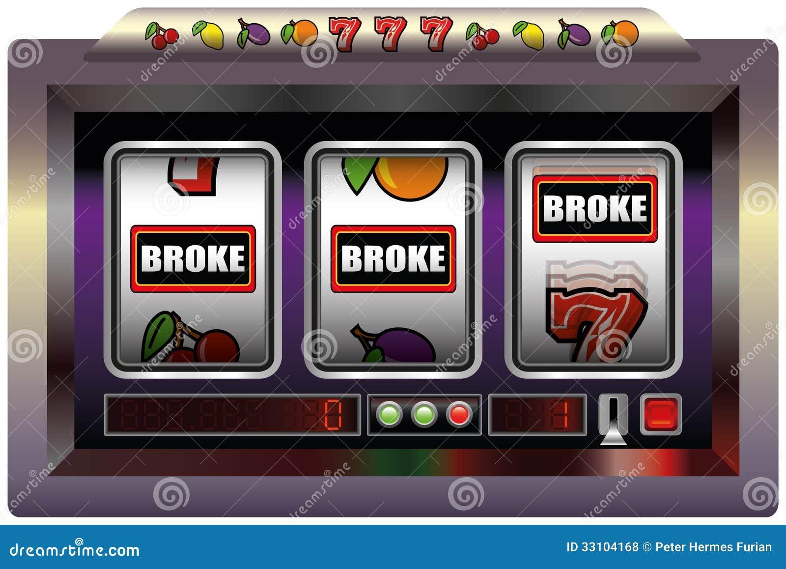 Slot Machine Money 46759