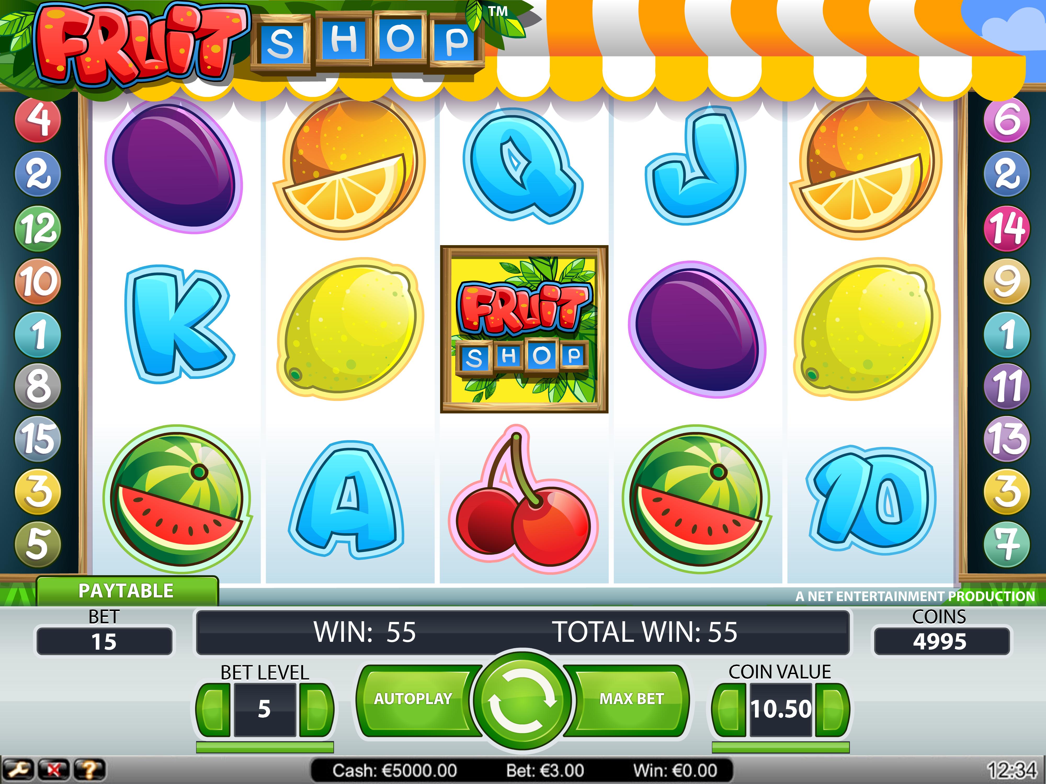 Slot Machine Money 35003