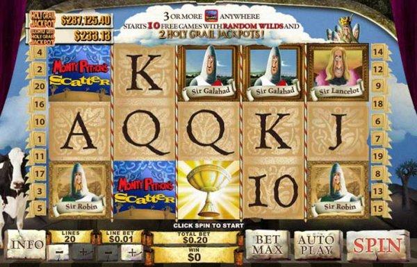 Slot Machine 72504