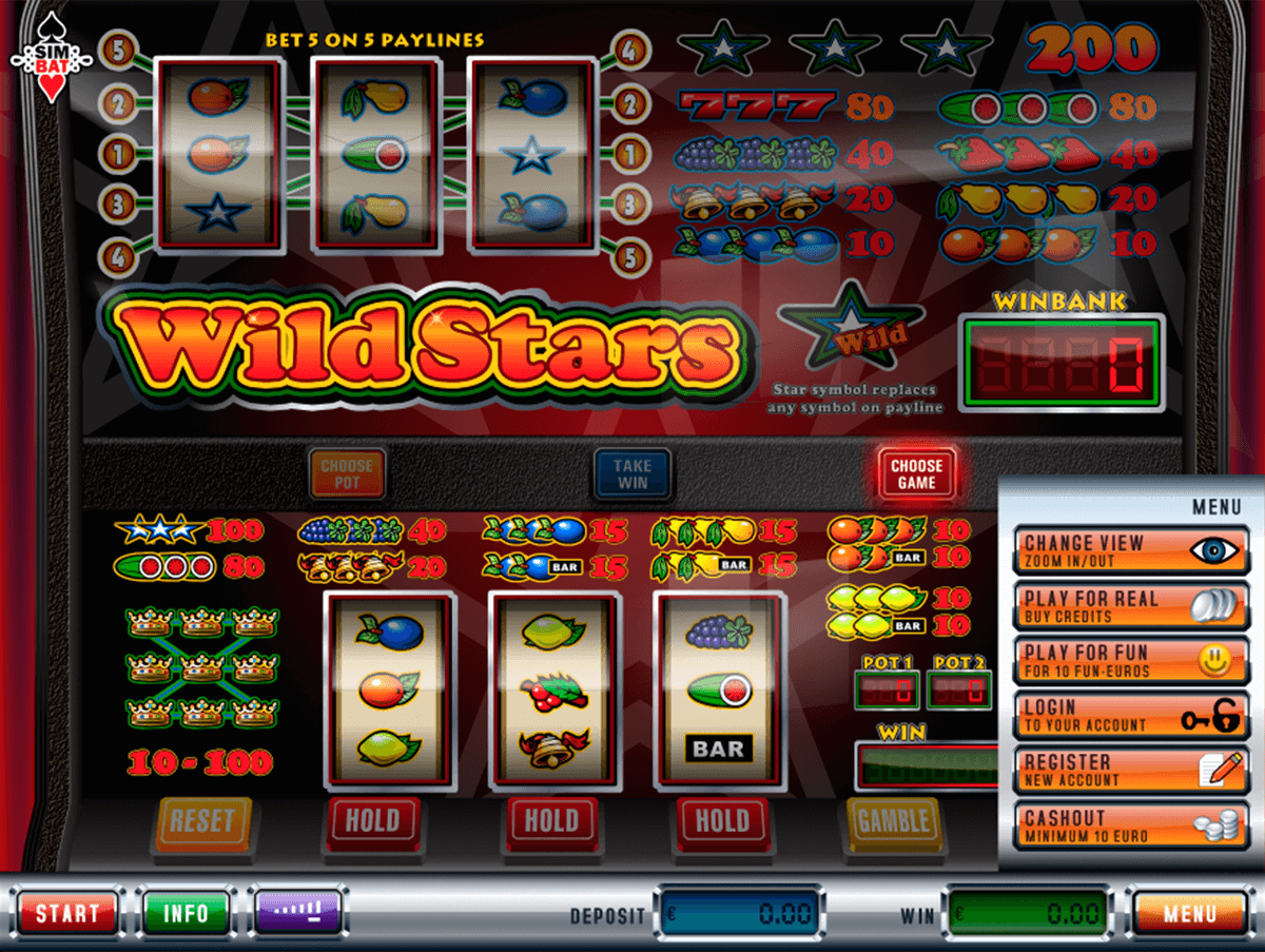 Sunt Spel Slot 78027