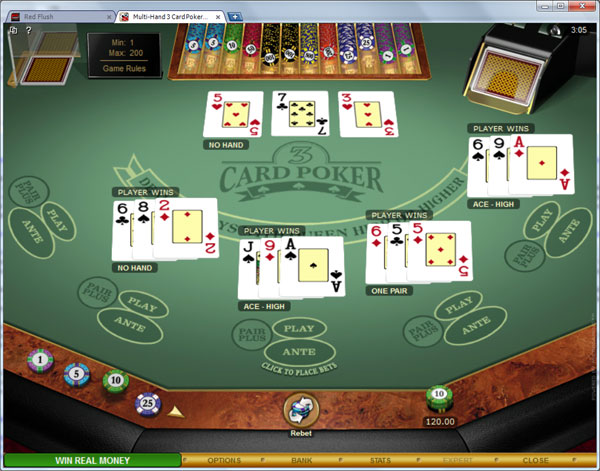 Three Card 99899