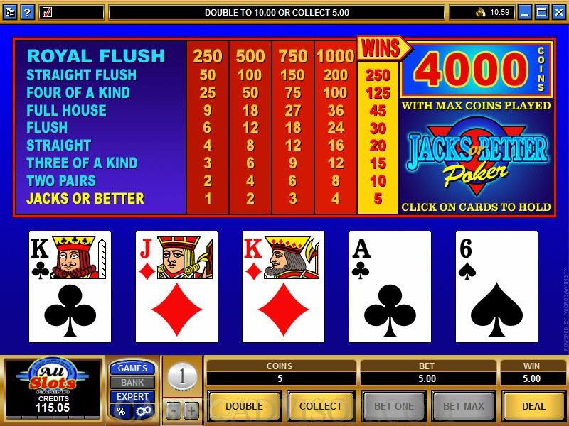 Video Poker 80284
