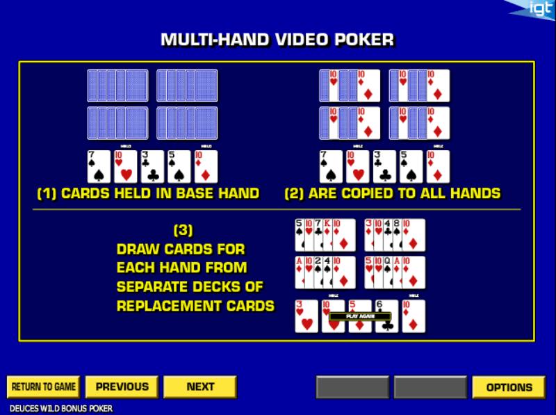 Wild Poker 21732