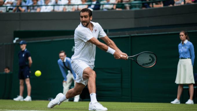 Wimbledon Favourites Effective 51364