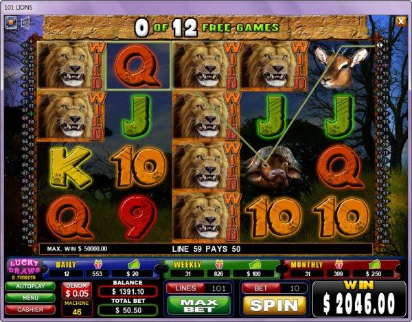 Winning Slots Free 69635